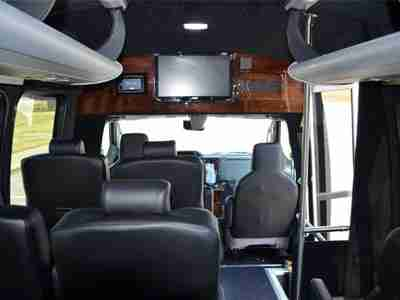 New & Used Charter Limo Bus Dealers