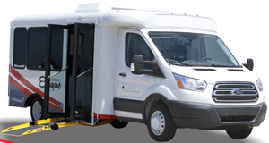 New Wheelchair Accessible Bus Dealers