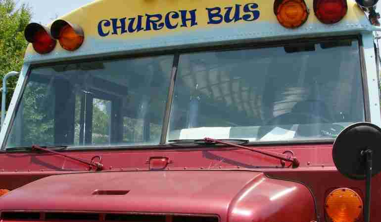 purchasing a church bus can help your ministry grow