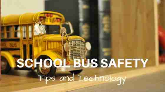 school bus safety is a group effort!