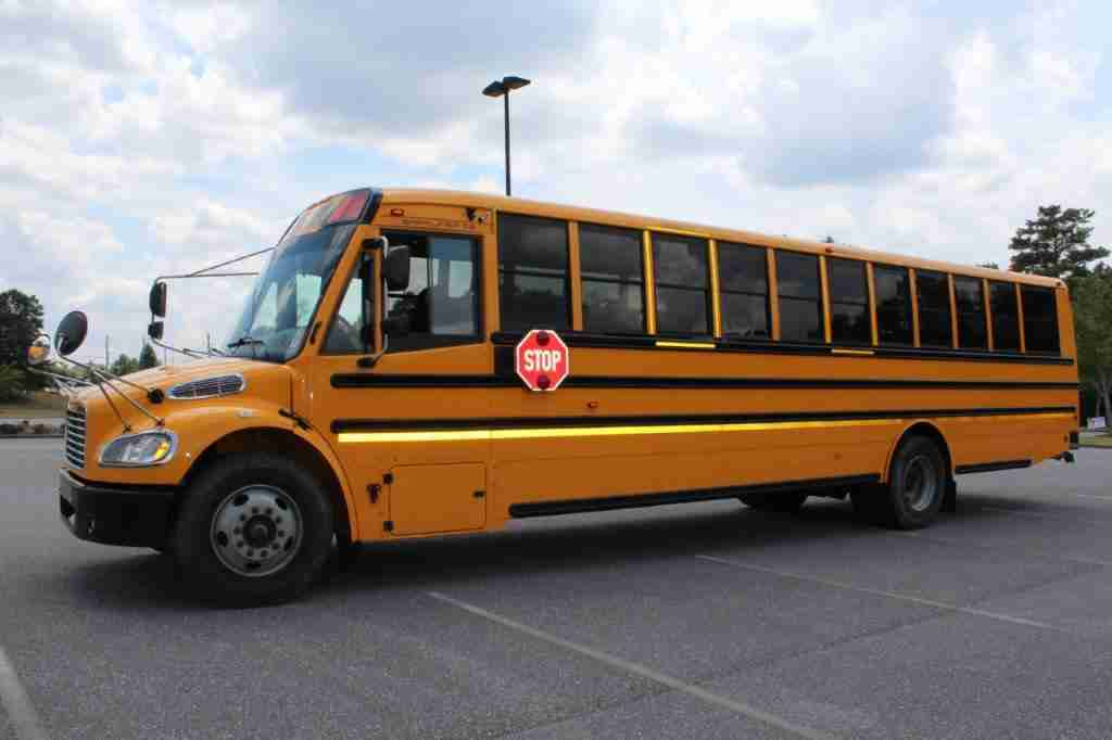 new or used school buses for sale in Delaware