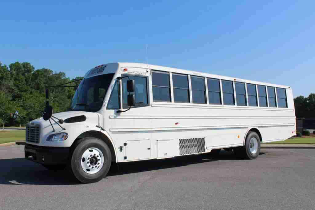 new or used school buses for sale in Ohio