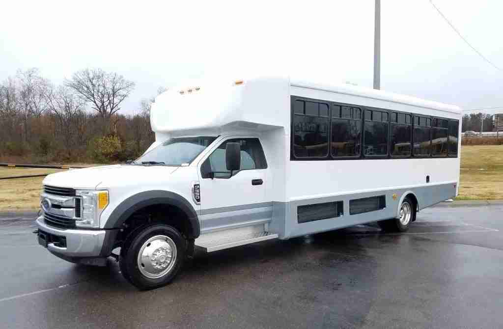 Shuttle Bus For Sale In Oklahoma